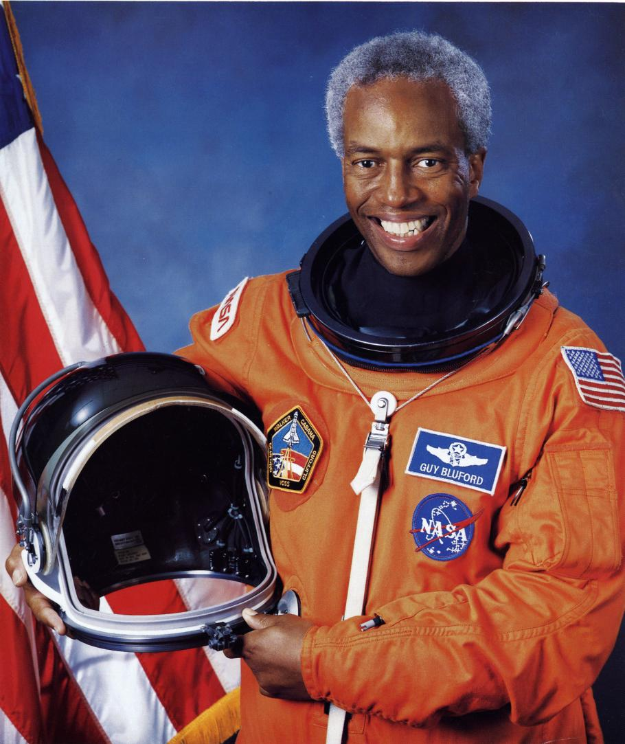 1983 First African American In Space National Air And