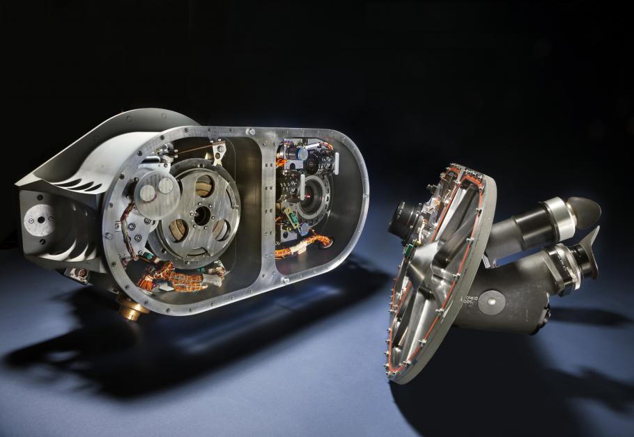 Apollo Sextant and Scanning Telescope