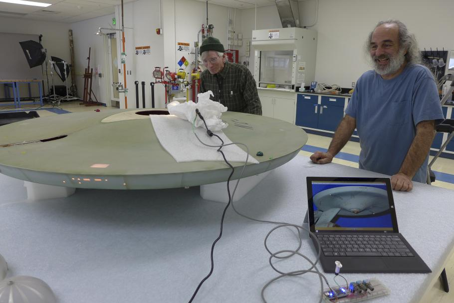 Testing Lights in the Enterprise