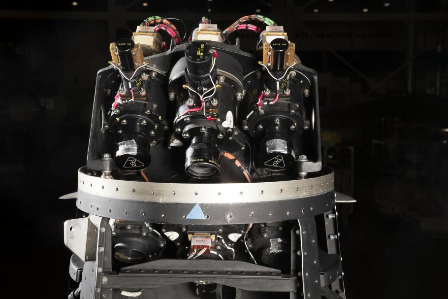 Lunar Probe, Ranger, Block III (A19770993000)