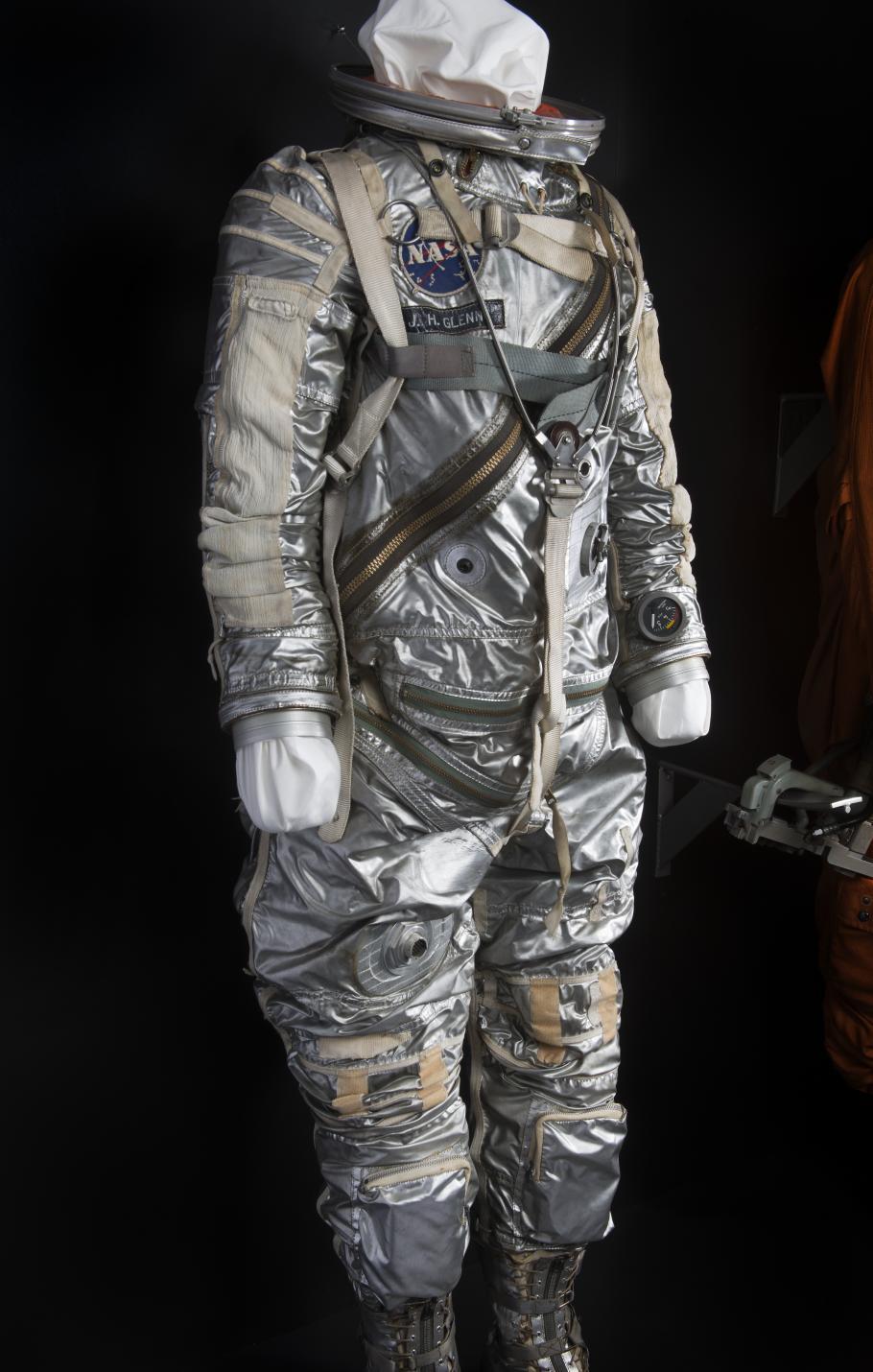 John Glenn Mercury Spacesuit
