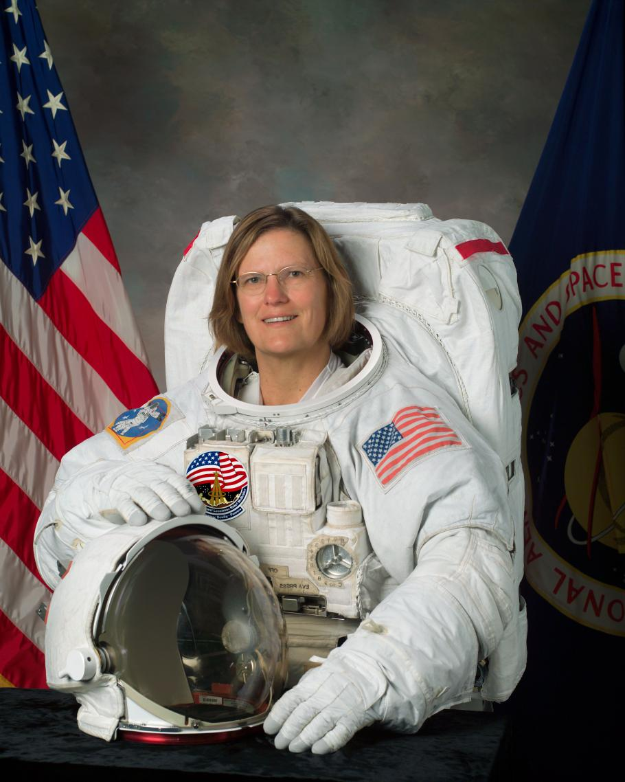 first american female astronaut in space - photo #11