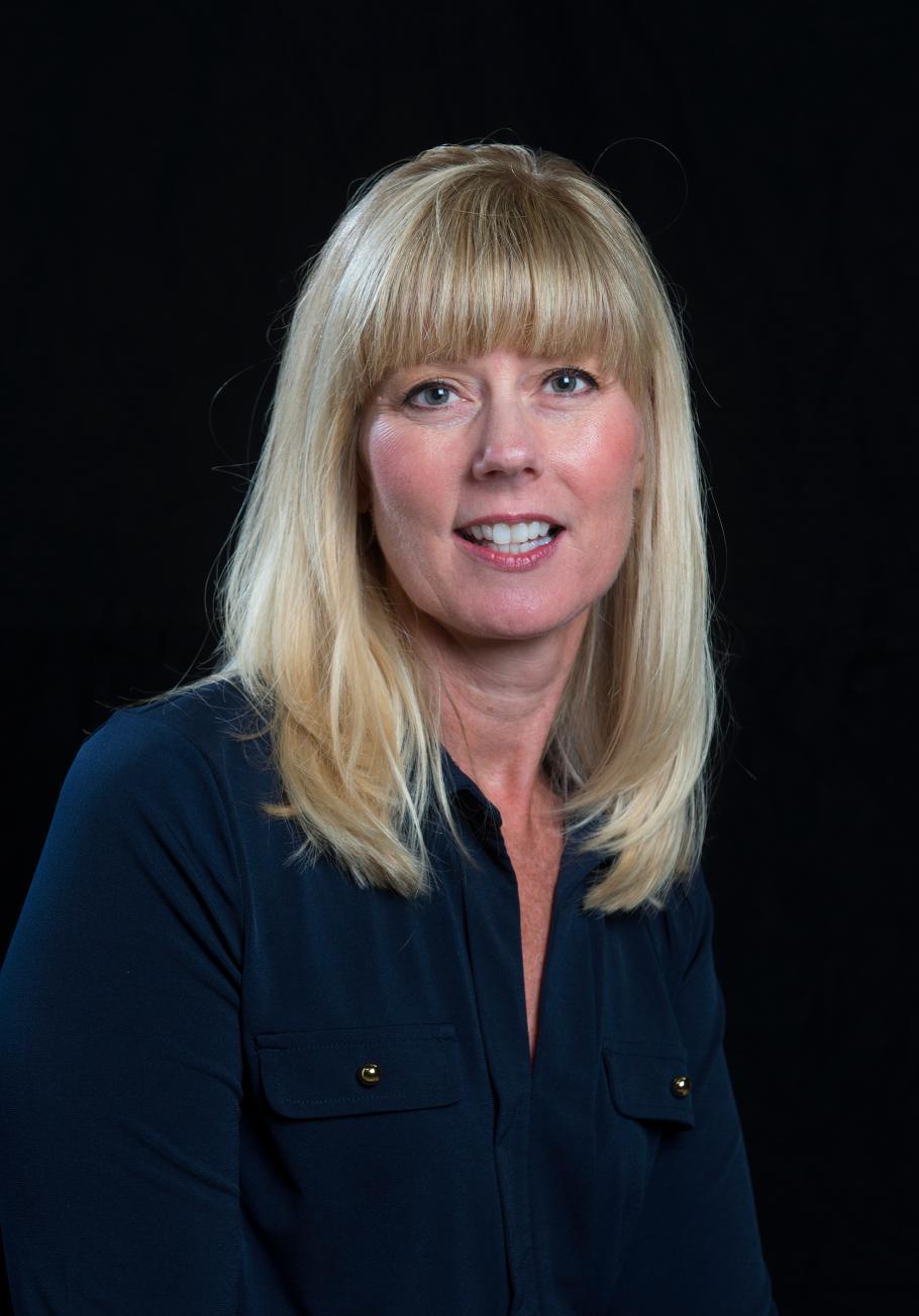 Photograph of Meg Caulk