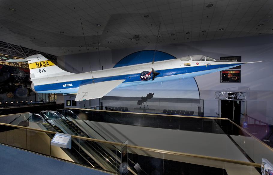 Lockheed F-104A Starfighter