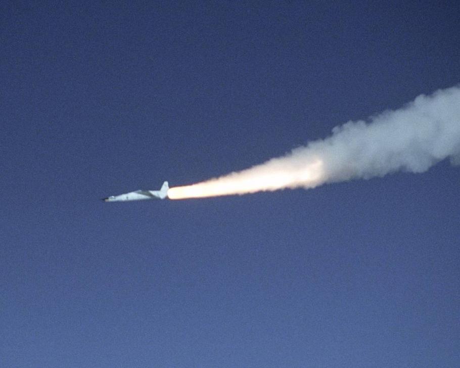 X-43A hypersonic aircraft