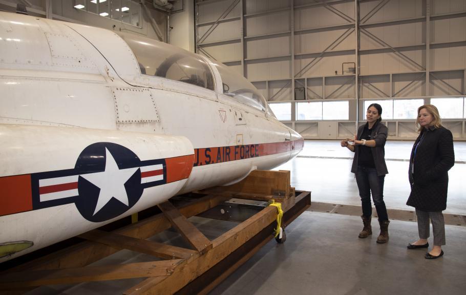 Looking at T-38 Talon