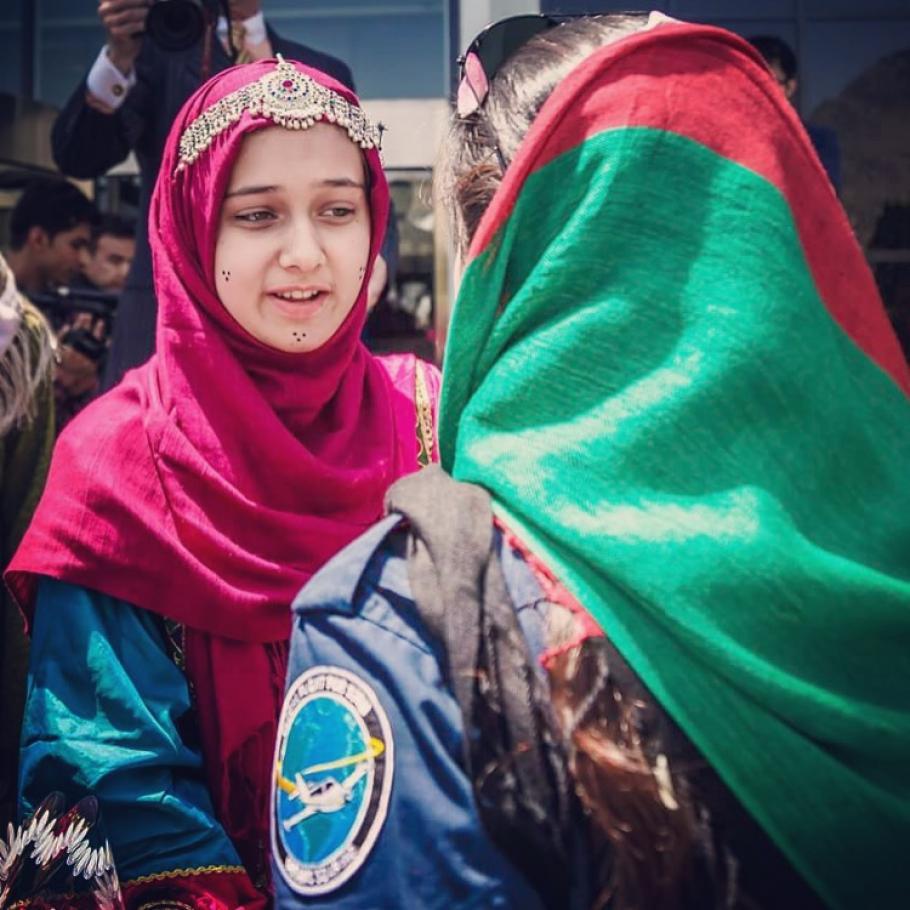 Shaesta Waiz returning to Kabul, Afghanistan