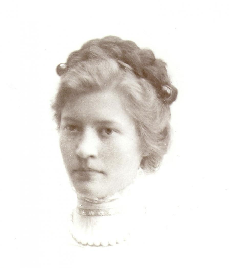 Cryptanalyst Agnes Driscoll who worked in the Navy's Code and Signal Section throughout WWI