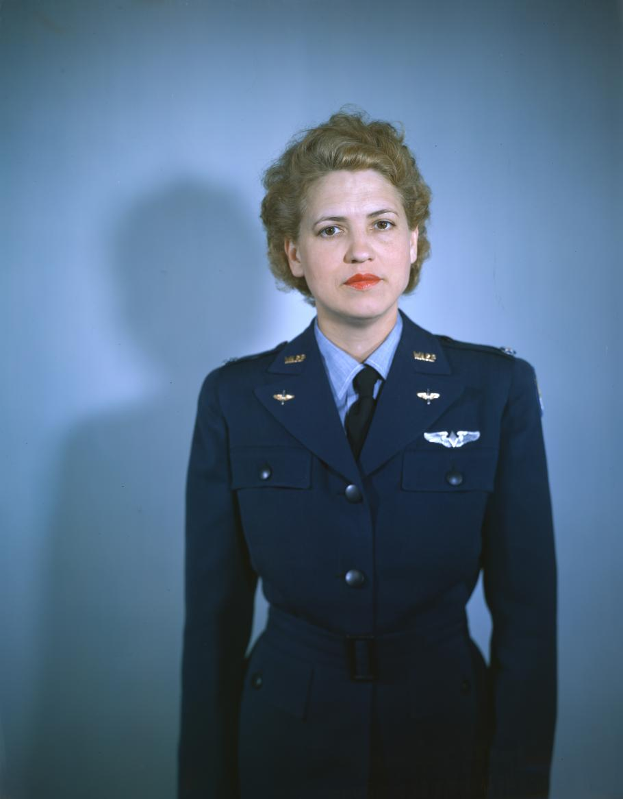 Jacqueline Cochran, Director of the WASP