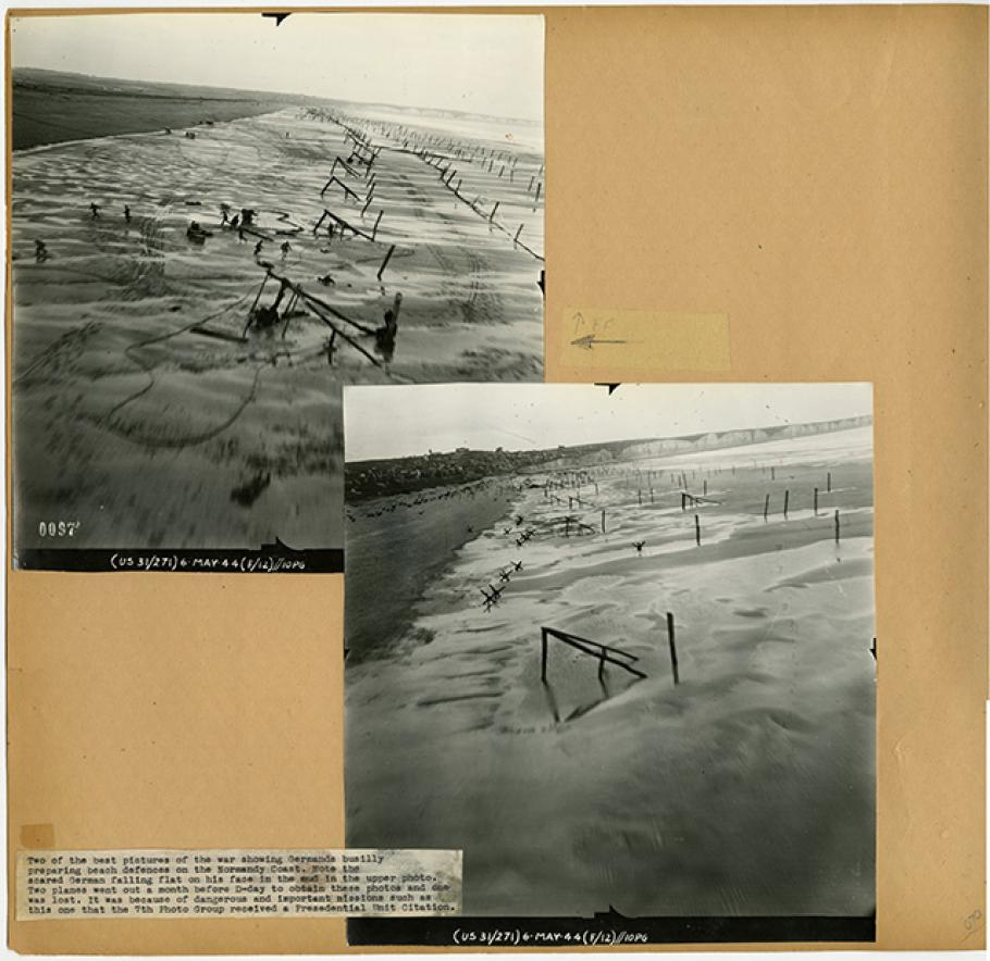 D-Day Aerial Photography