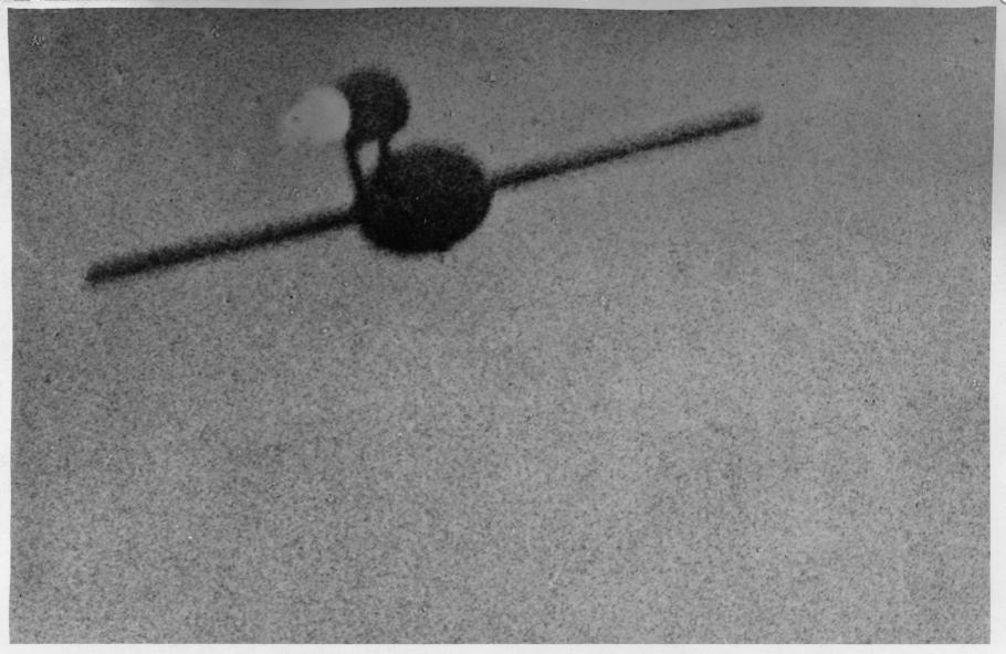 V-1 and aircraft