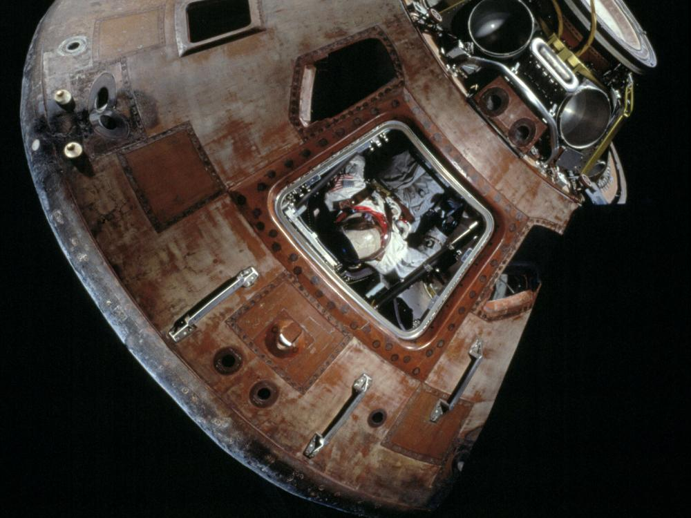 Apollo 11 Command Module Columbia