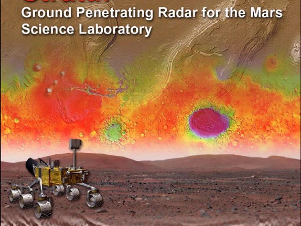 Planetary Ground Penetrating Radar