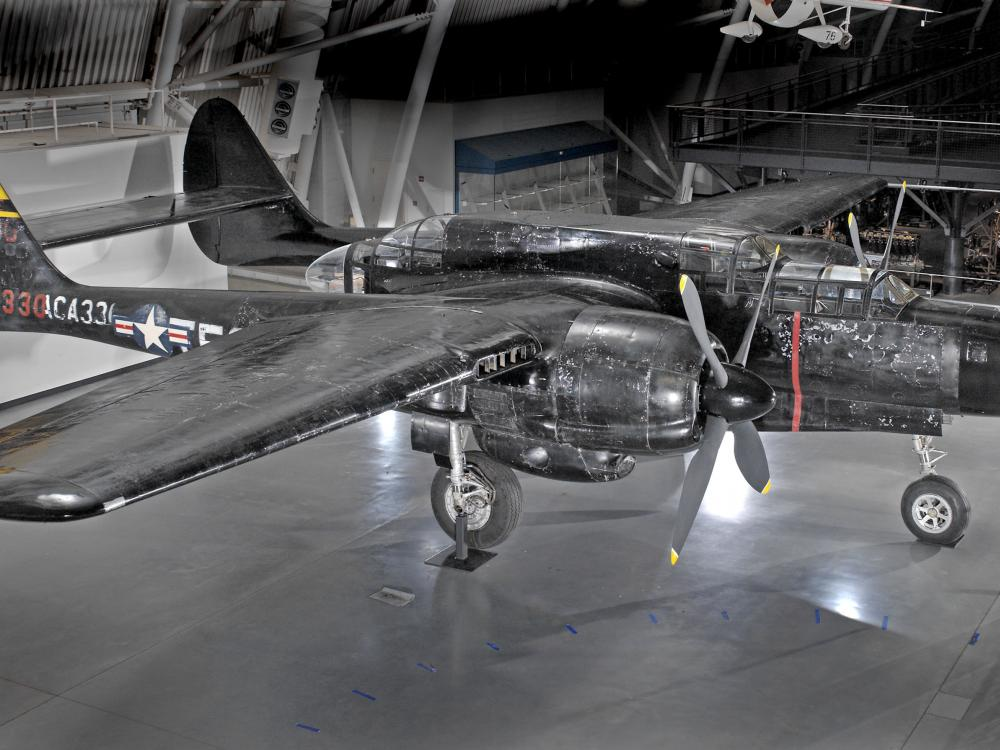 night fighting the p 61 black widow national air and space museum rh airandspace si edu