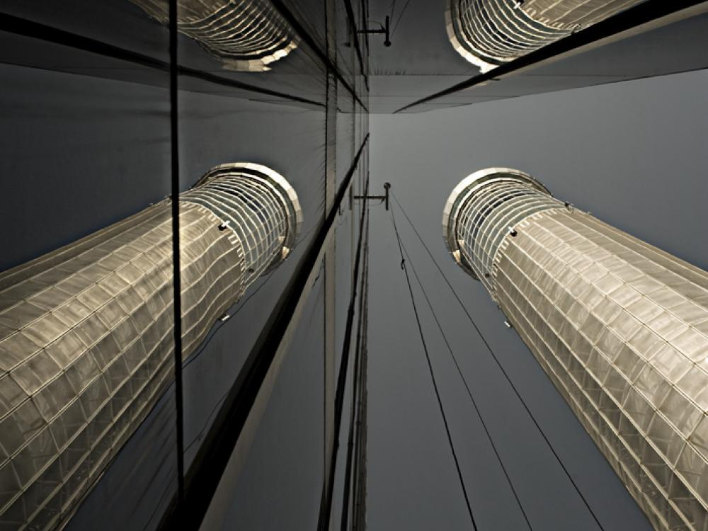 BKK Air Traffic Control Tower