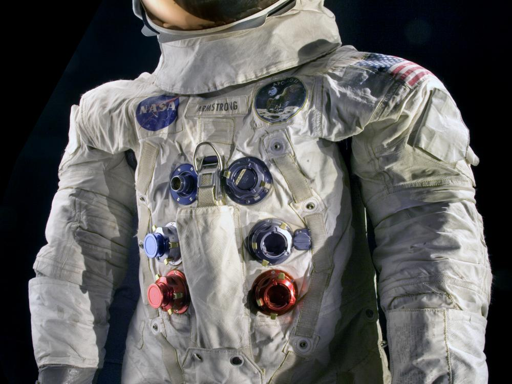 Armstrong's Apollo 11 Spacesuit