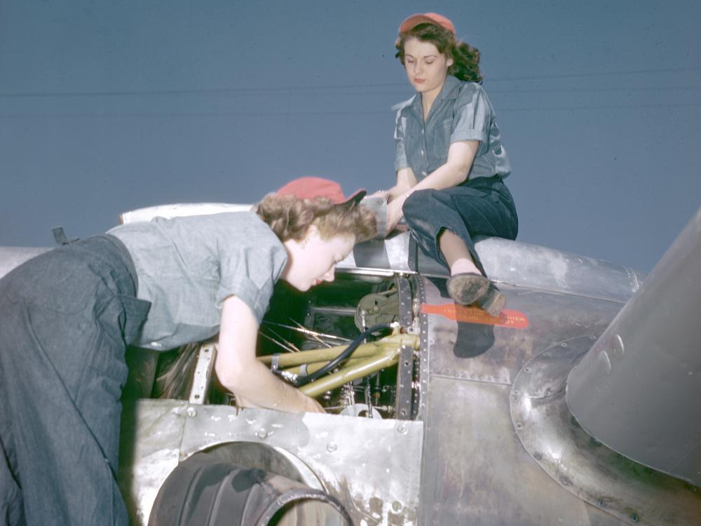 WAVES aviation mechanics