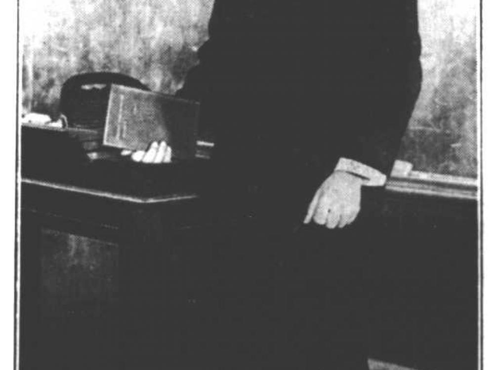Clarence A. Waldo