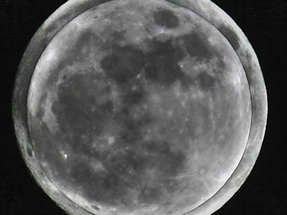 Supermoon Vs Full Moon >> The Super Duper Moon | National Air and Space Museum
