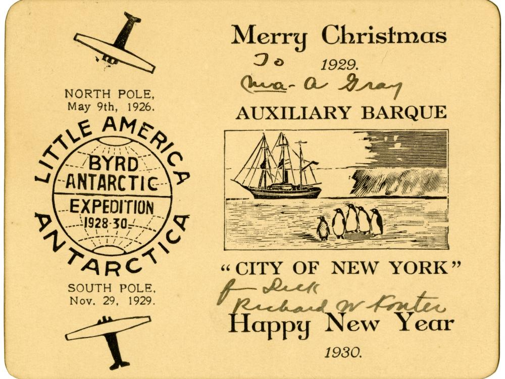 Warm Greetings from a Cold Country – Christmas in Antarctica ...
