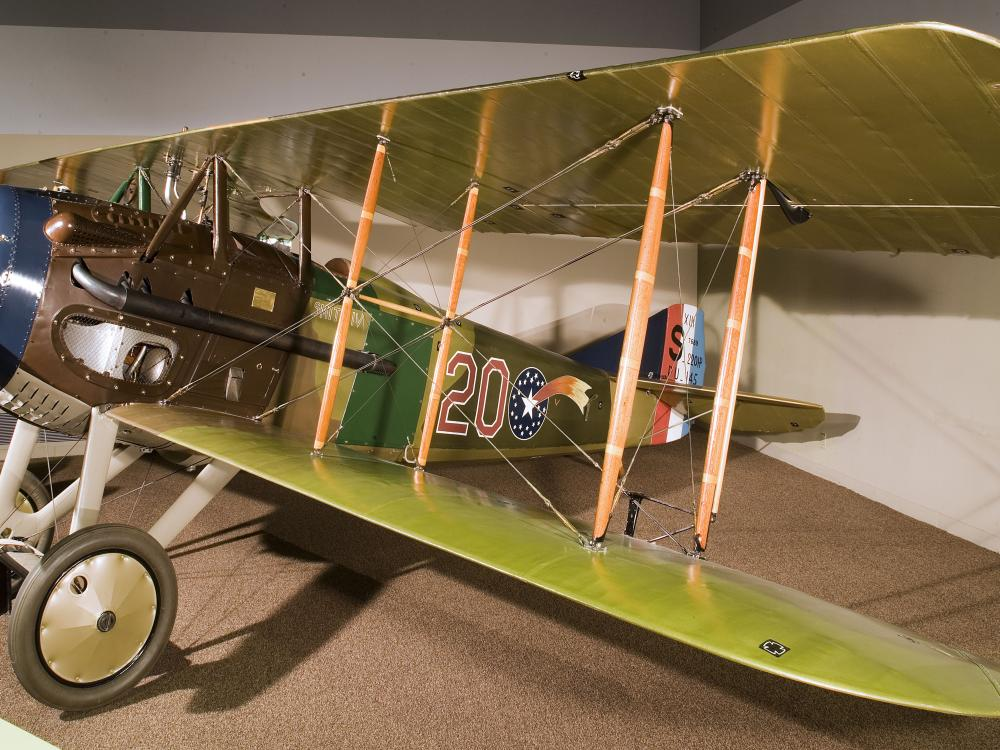"Spad XIII ""Smith IV"""