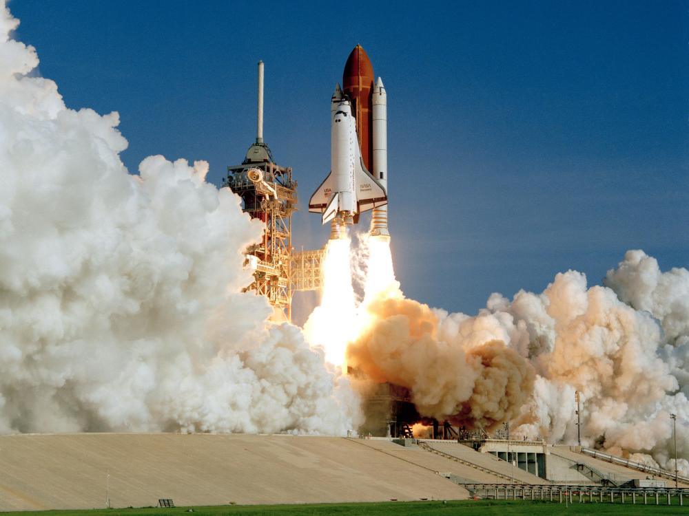 space shuttle year - photo #6