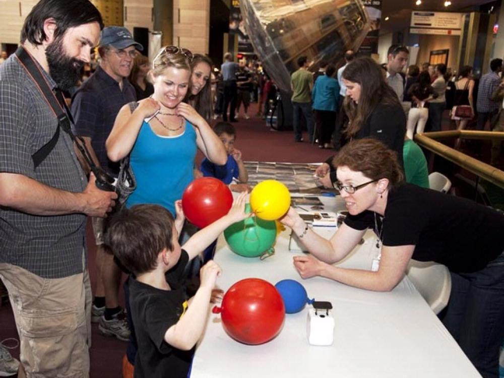 Explore the Universe Family Day