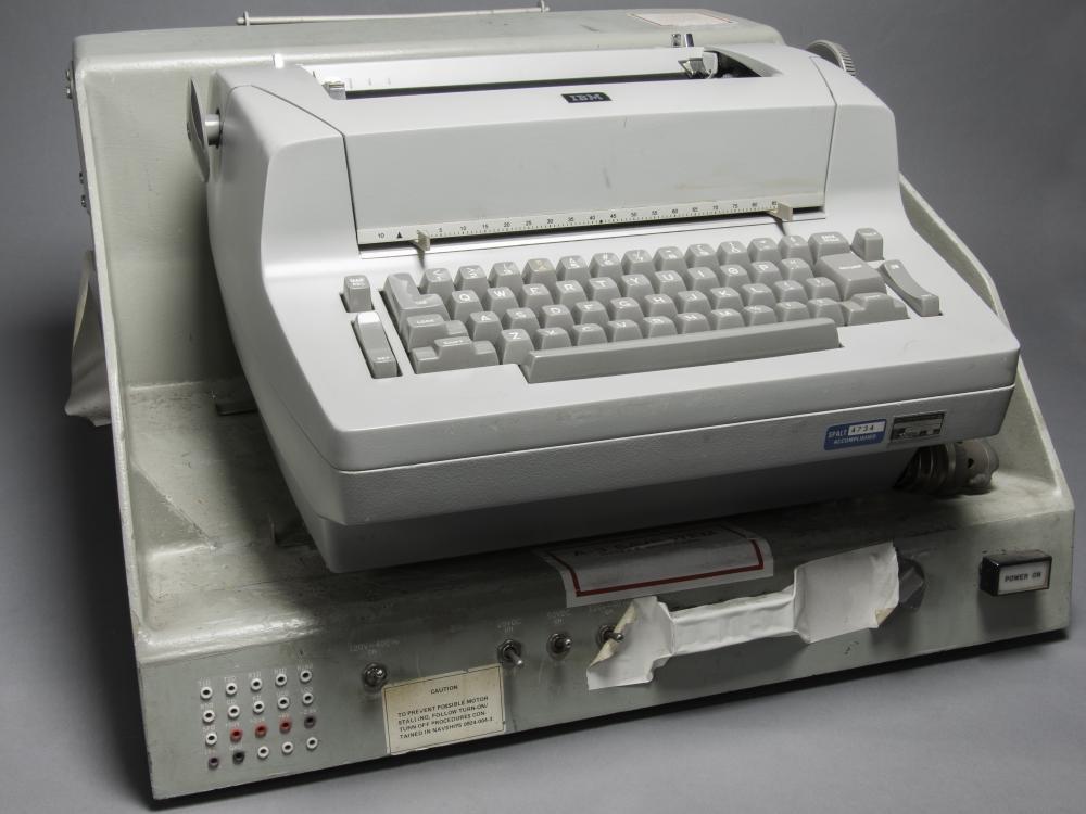 SINS Typewriter