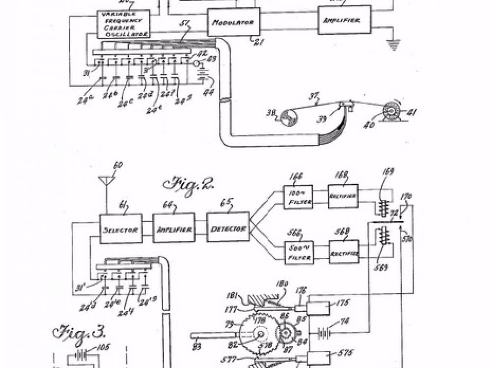 Hedy Lamarr's patent
