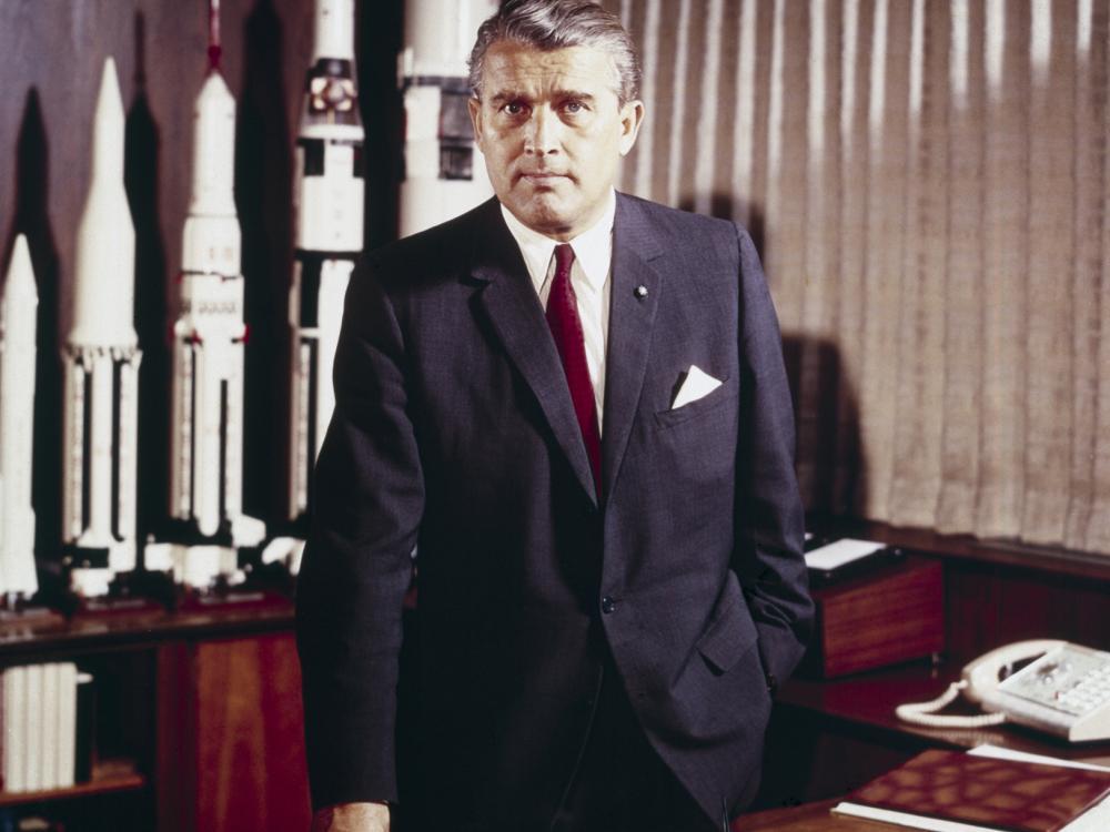 Remembering Wernher Von Braun On His 100th Birthday