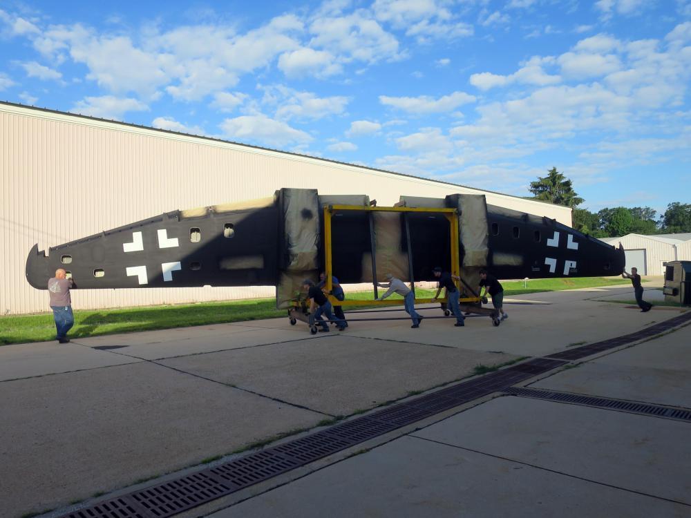 Heinkel He 219 Night Fighter