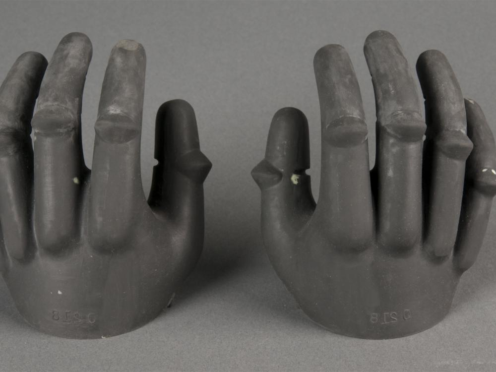 Armstrong's Glove Dip Forms