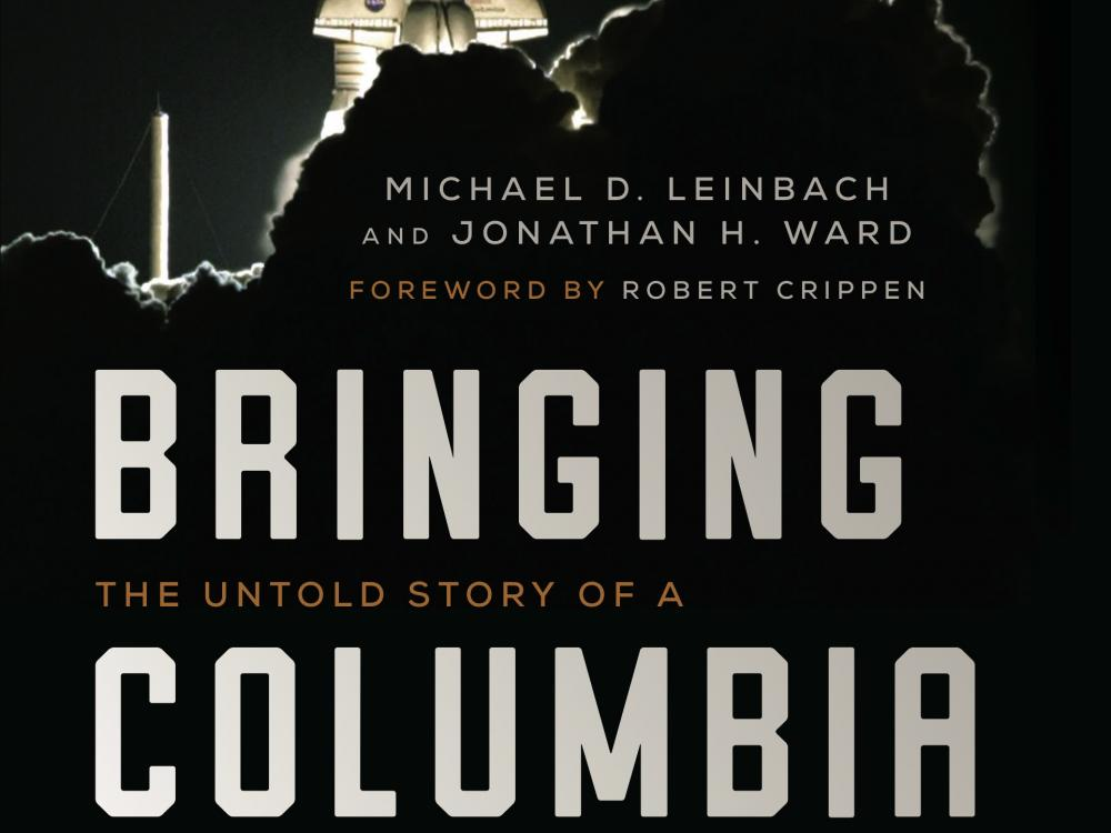 Book cover of Bringing Columbia Home