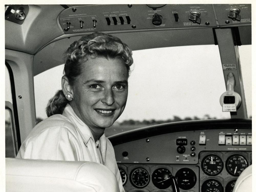Jerrie Cobb