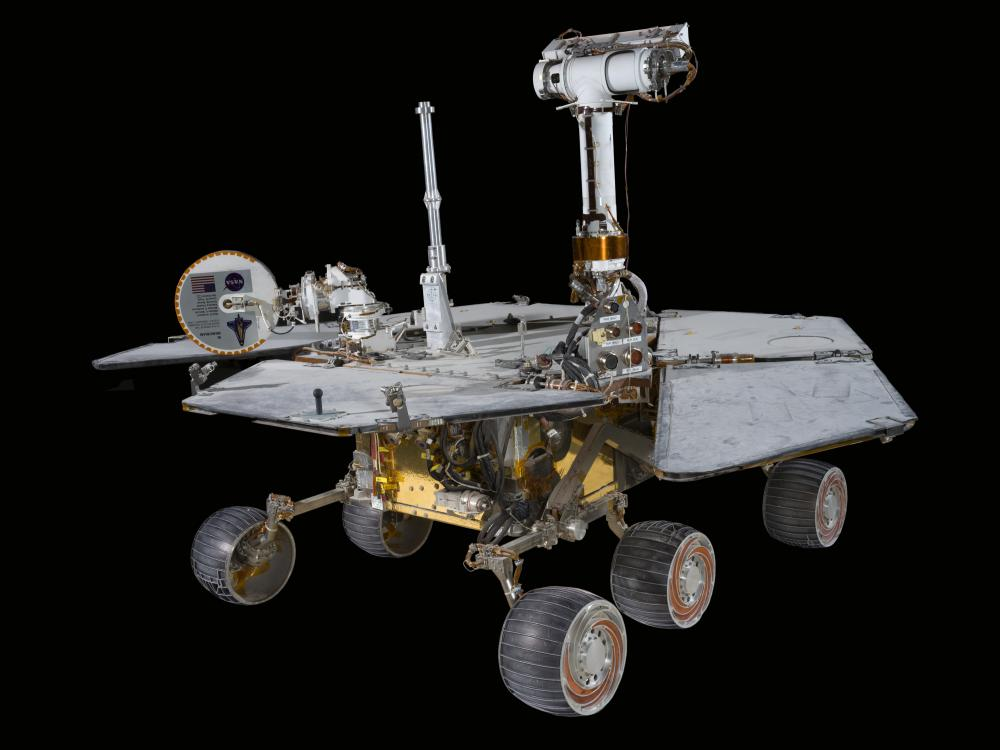 The Mars Exploration Rover (MER) Surface System Test-Bed (SSTB)