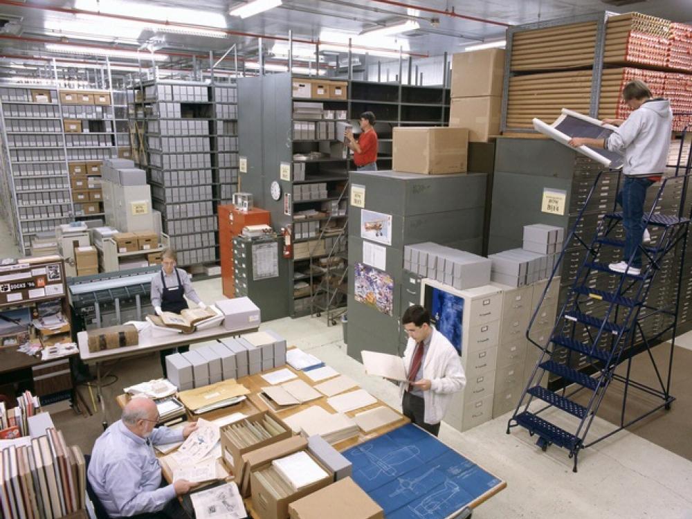 Paul E. Garber Facility
