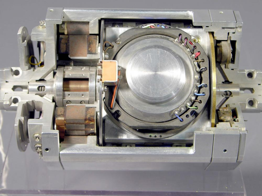 Titan Missile Guidance System