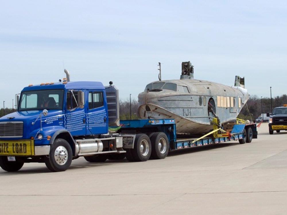 Sikorsky JRS-1 Transferred to the Steven F. Udvar-Hazy Center