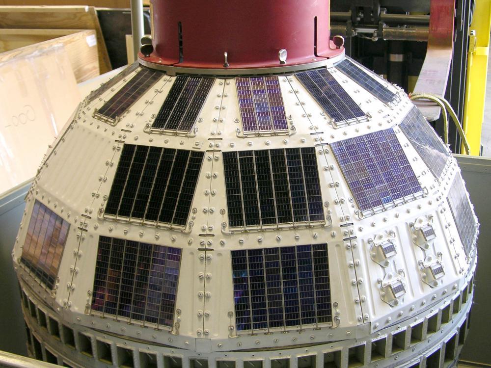 Telstar Satellite