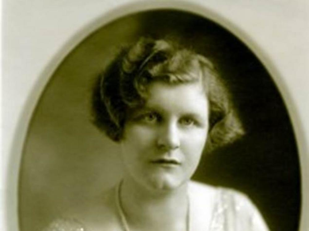 Portrait of Evelyn Way Kendall