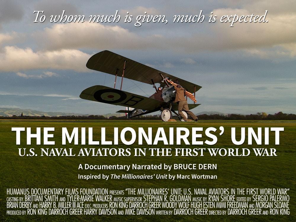 Poster for the Millionaire's Unit