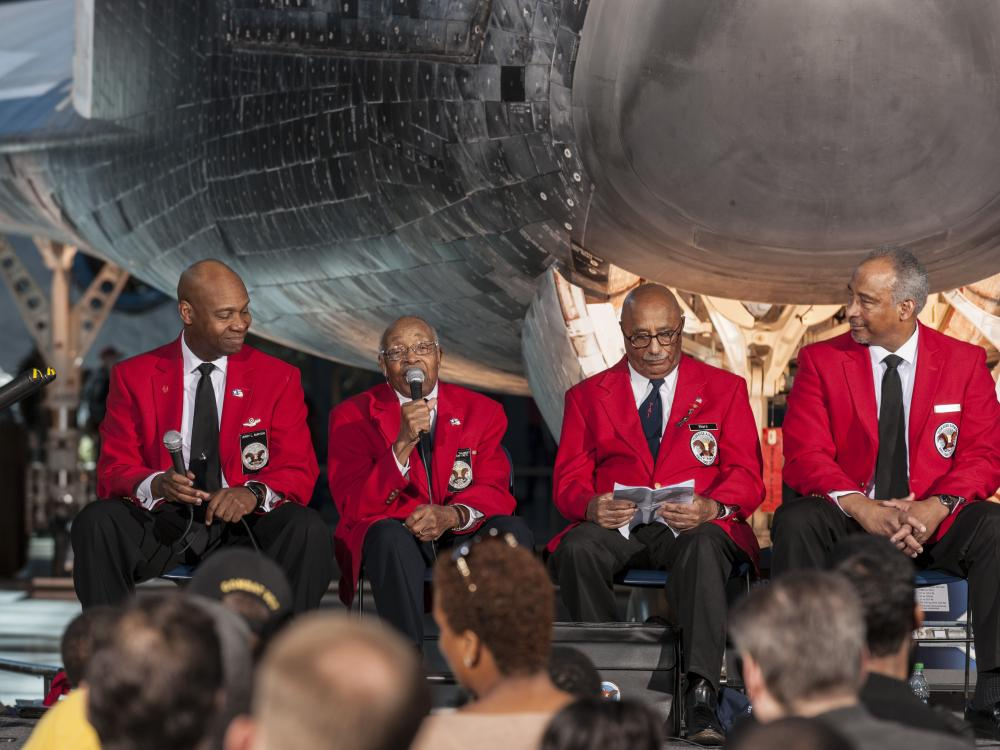 Conversations with Tuskegee Airmen