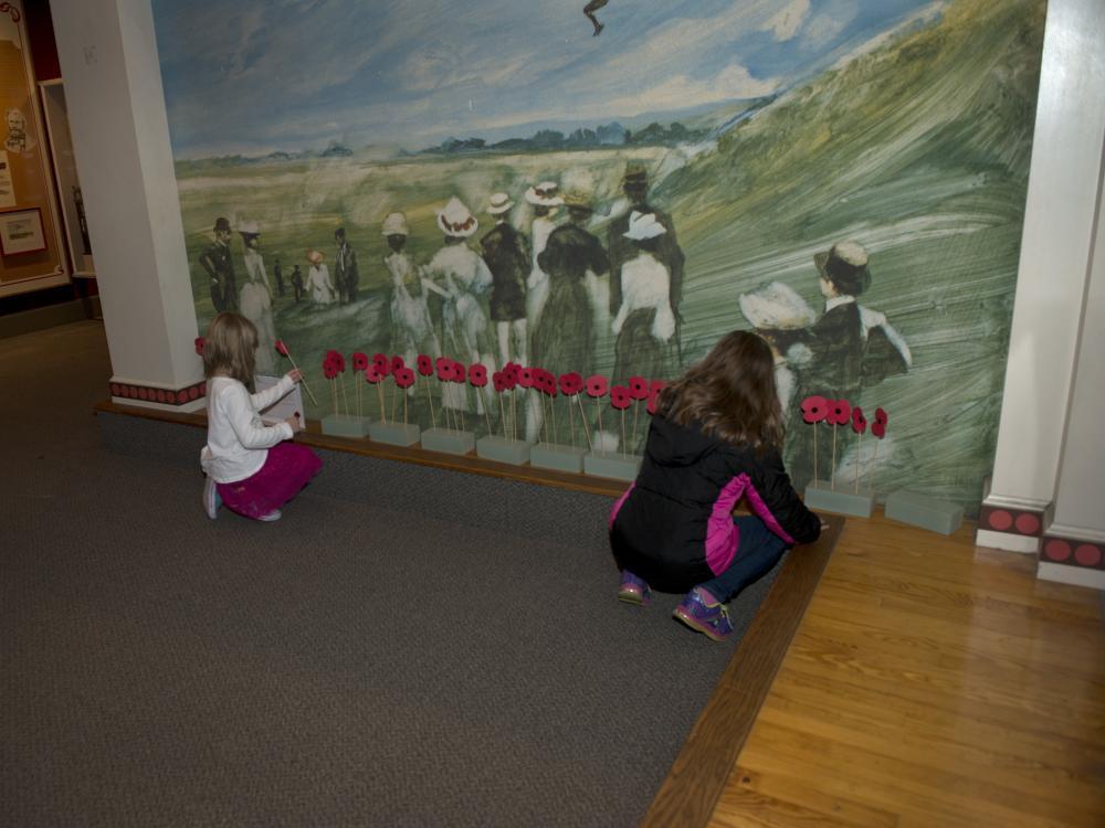 World War I Family Day