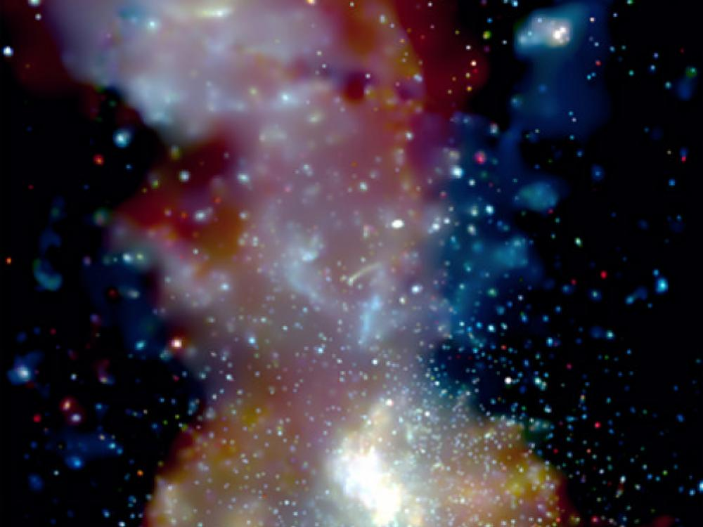 Milky Way: A Crowded Neighborhood