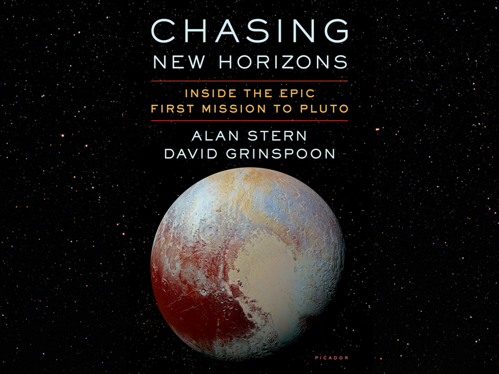 Book Cover: Chasing New Horizons
