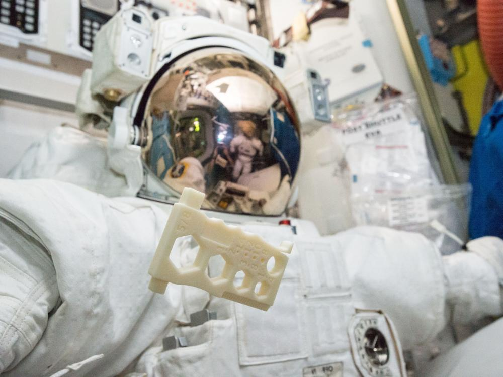 3D Printing on ISS