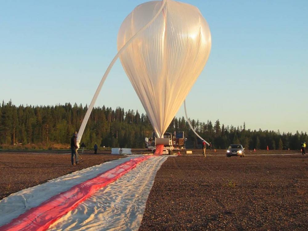 NASA's Super Pressure Balloon