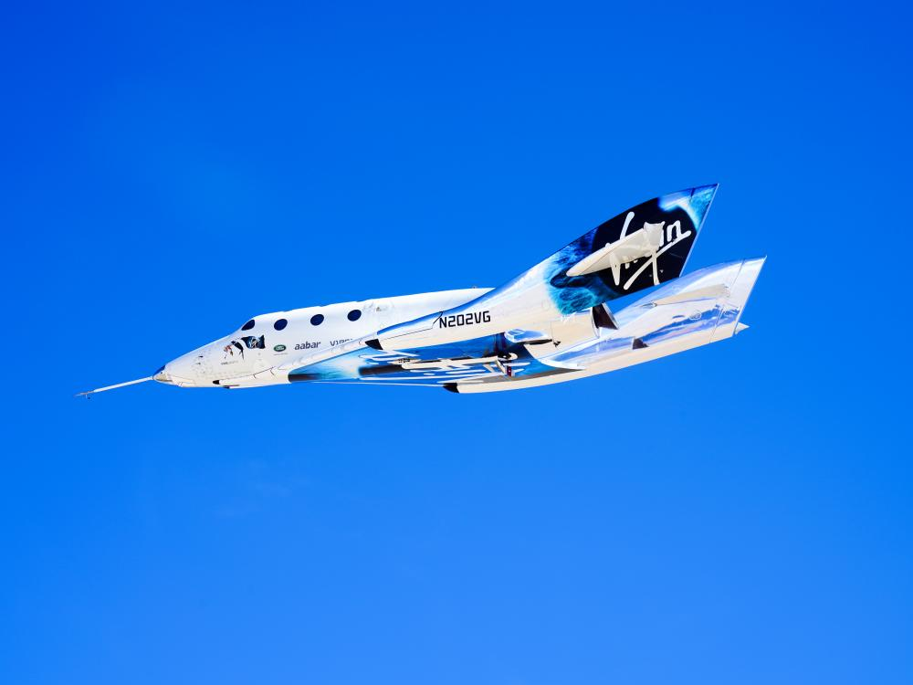 On December 13, 2018, Virgin Galactic successfully launched VSS Unity, the newest of the company's class of SpaceShipTwo vehicles, on its first suborbital flight.