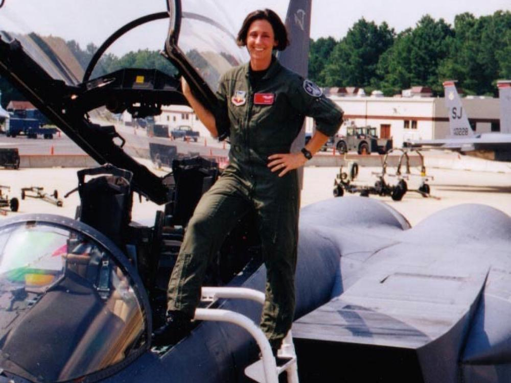 Lt. Col. Christine Mau
