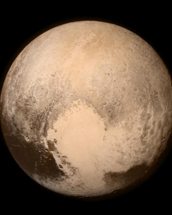 New Horizons Flies by Pluto